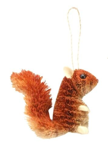 Bristle Animal Decoration - Squirrel 2